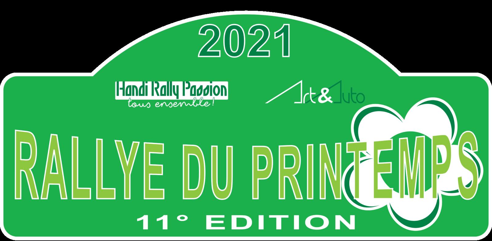 Rallye du Printemps _03 juillet 2021 Logo