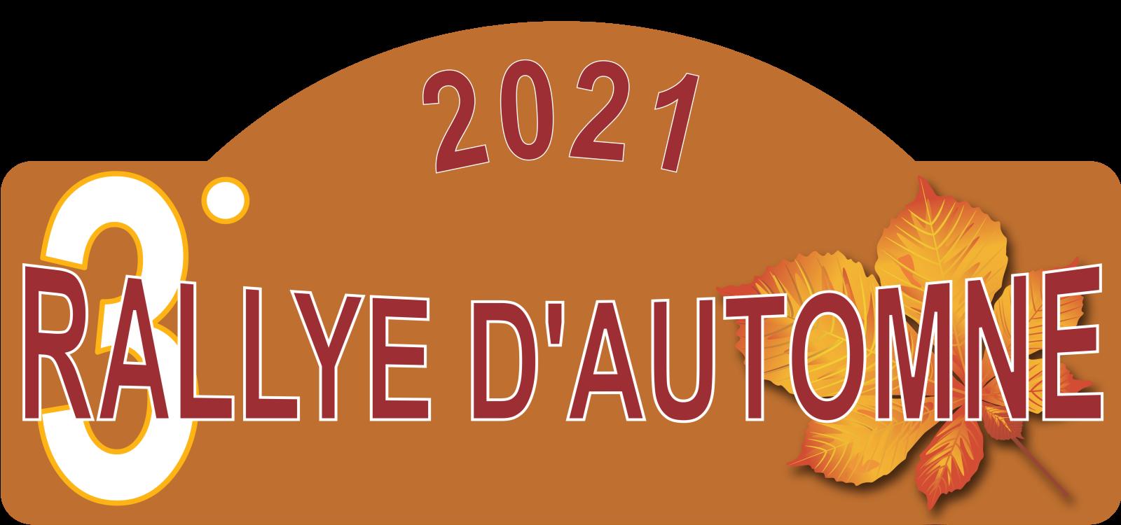 Rallye d'automne_ 23 octobre 2021 Logo